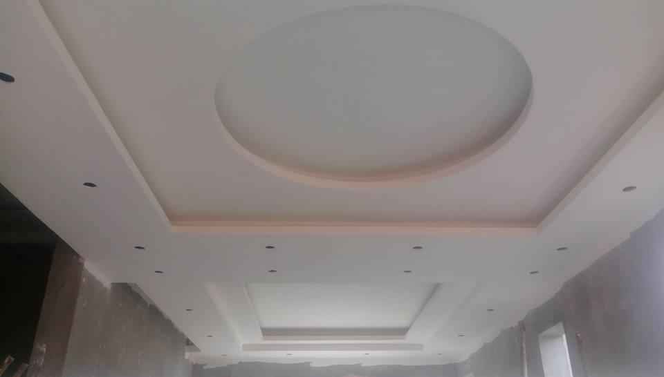 14. Mẫu trần nhà đẹp phòng khách