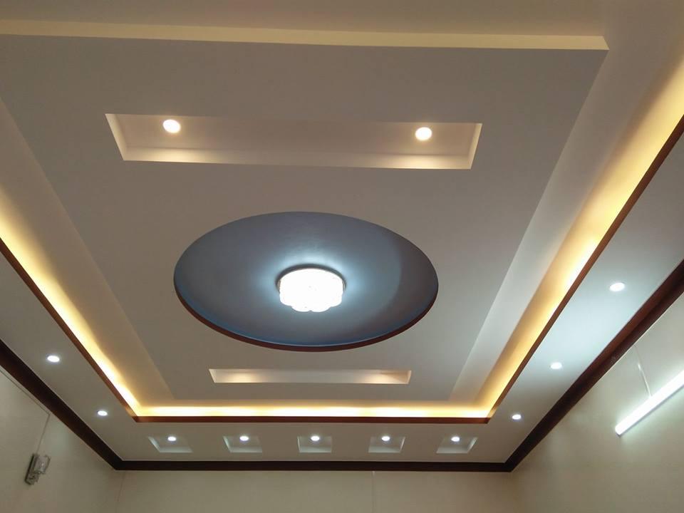 Cách chọn và lắp đặt đèn Led âm trần (downlight) với trần thạch cao