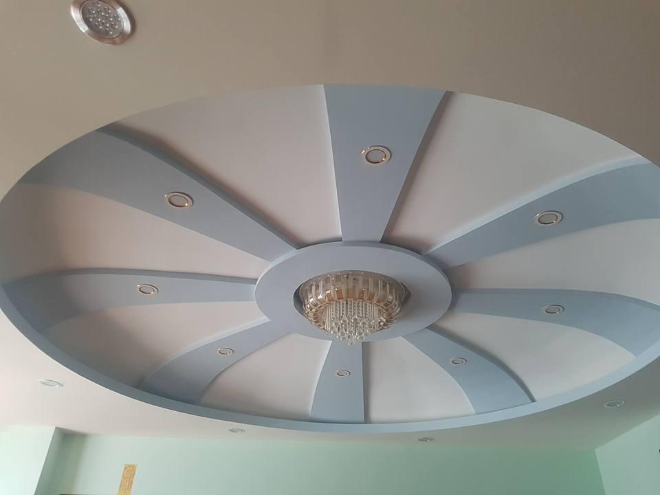 9. Mái vòm giữa nhà mặt phố
