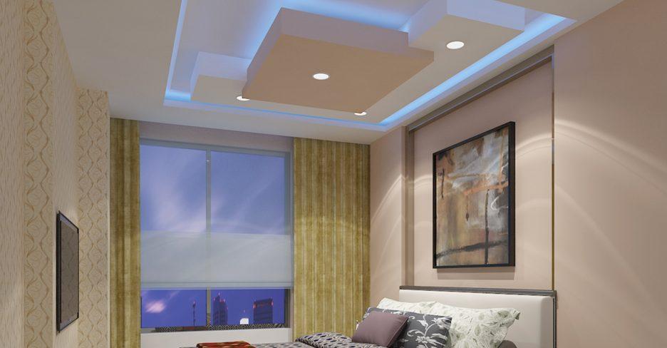 tran-thach-cao-phong-ngu-18 20 Mẫu trần thạch cao phòng ngủ tuyệt đẹp xu hướng thiết kế 2018