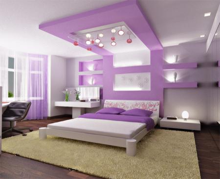 tran-thach-cao-phong-ngu-19 20 Mẫu trần thạch cao phòng ngủ tuyệt đẹp xu hướng thiết kế 2018