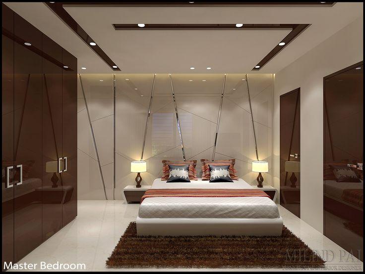 , 20 Mẫu trần thạch cao phòng ngủ tuyệt đẹp xu hướng thiết kế 2018, Nhà đẹp