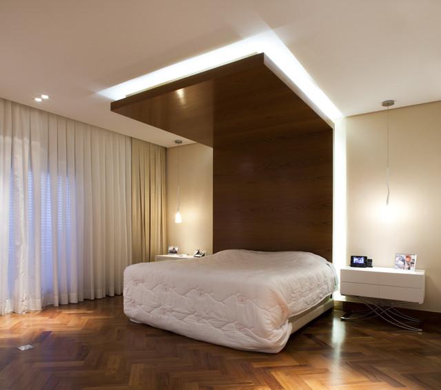 tran-thach-cao-phong-ngu-8 20 Mẫu trần thạch cao phòng ngủ tuyệt đẹp xu hướng thiết kế 2018
