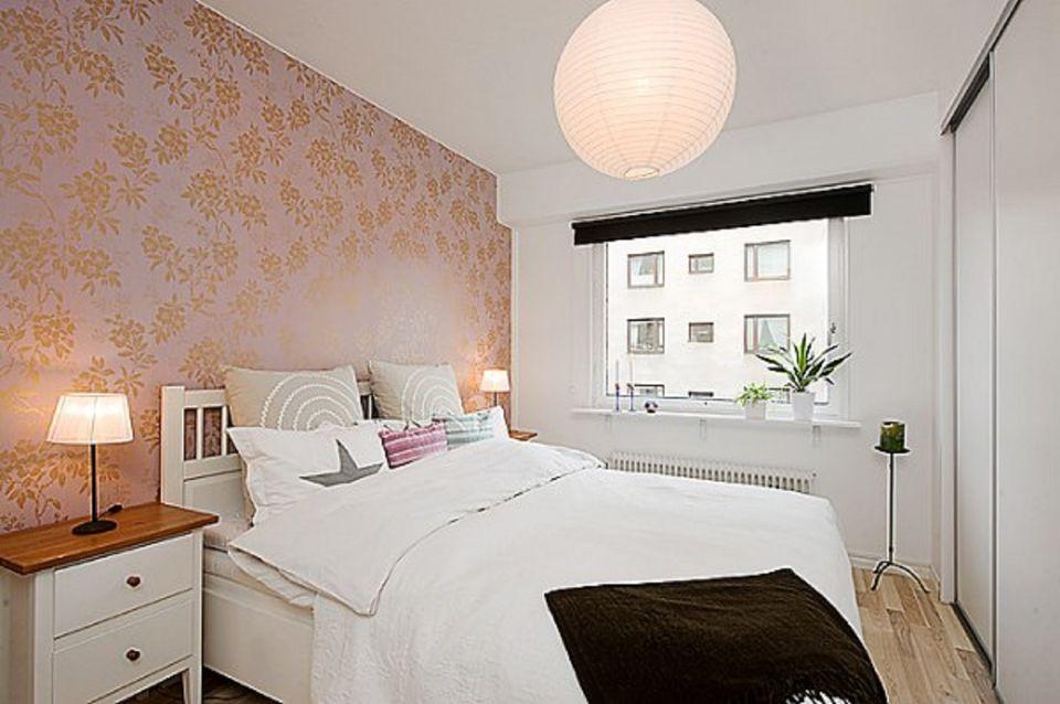 phòng ngủ nhỏ, 10 Ý tưởng trang trí phòng ngủ nhỏ tiết kiệm từng cm2 diện tích, Nhà đẹp, Nhà đẹp