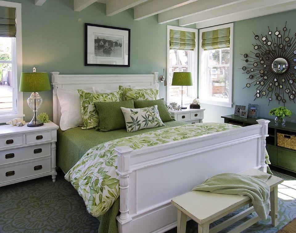 trang-tri-phong-ngu-nho-5 10 Ý tưởng trang trí phòng ngủ nhỏ tiết kiệm từng cm2 diện tích