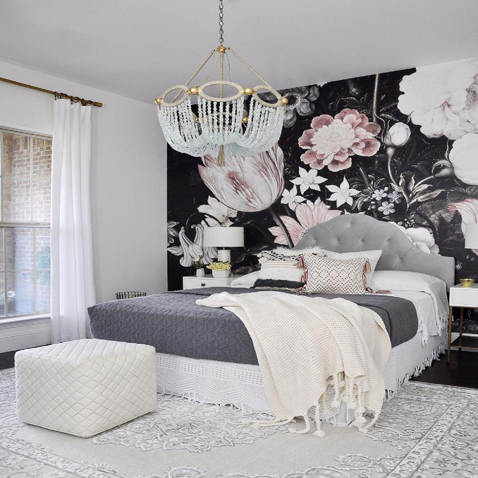 trang-tri-phong-ngu-nho-7 10 Ý tưởng trang trí phòng ngủ nhỏ tiết kiệm từng cm2 diện tích