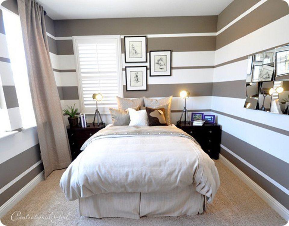 trang-tri-phong-ngu-nho-8 10 Ý tưởng trang trí phòng ngủ nhỏ tiết kiệm từng cm2 diện tích