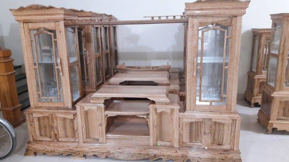 Hình 5: Tủ tivi phòng khách