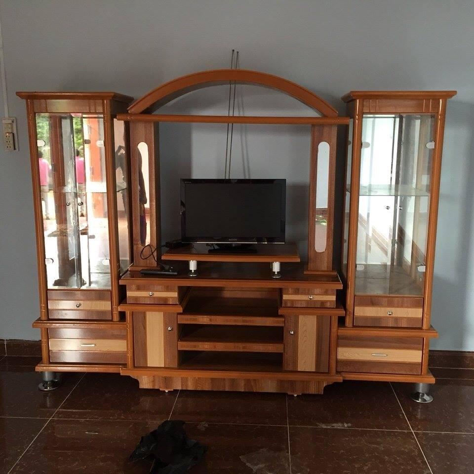 Hình 6: Tủ tivi phòng khách