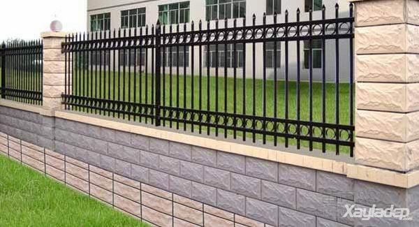 13 | Hàng rào đẹp hiện đại