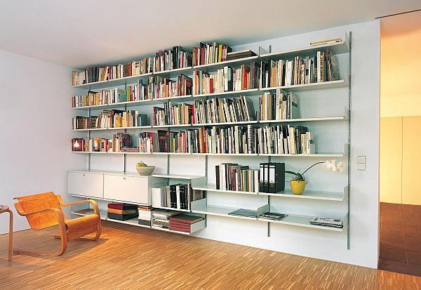 kệ sách treo tường, 20 Mẫu kệ sách treo tường đẹp, đơn giản, hiện đại bằng gỗ, Nhà đẹp