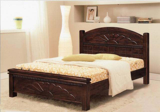 20 Mẫu Giường Gỗ đẹp đơn giản trong các Mẫu Giường Đẹp nhất 2018. Mẫu 18