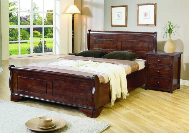 20 Mẫu Giường Gỗ đẹp đơn giản trong các Mẫu Giường Đẹp nhất 2018. Mẫu 19
