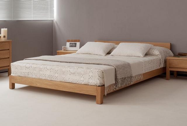 20 Mẫu Giường Gỗ đẹp đơn giản trong các Mẫu Giường Đẹp nhất 2018. Mẫu 03