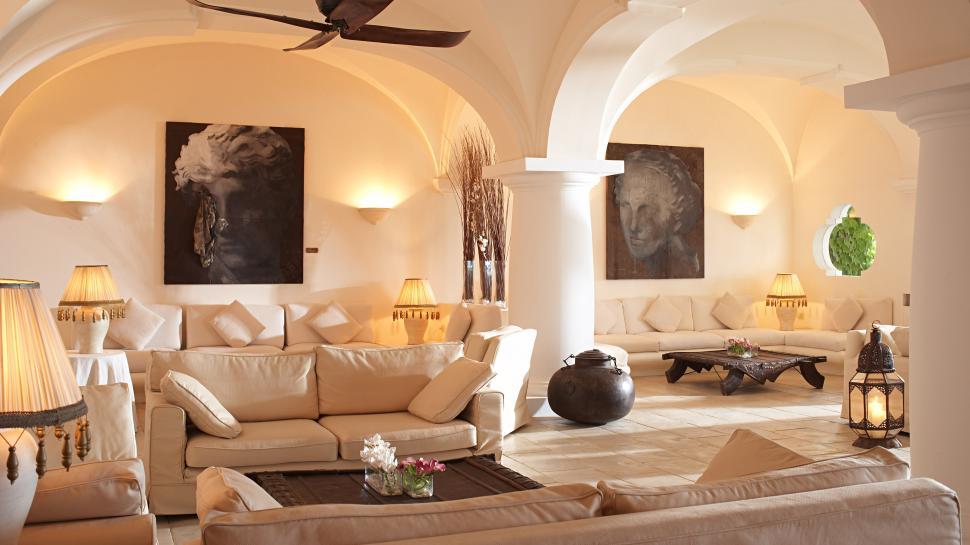 Phong cách thiết kế nội thất Italia (Ý)