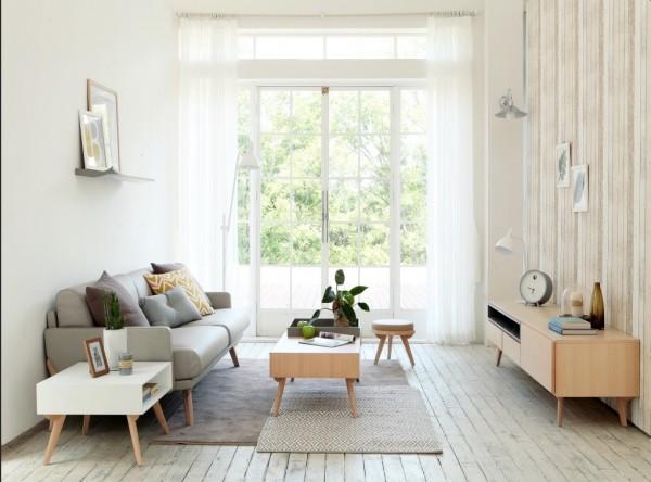 5 | Đồ nội thất luôn mang hiểu dáng đơn giản và hiện đại