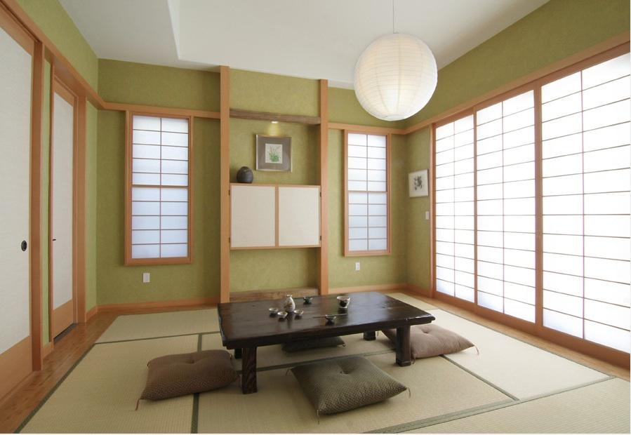 thiet-ke-noi-that-nhat-ban-9 Làm thế nào để mang phong cách thiết kế nội thất Nhật Bản vào trong căn hộ của bạn