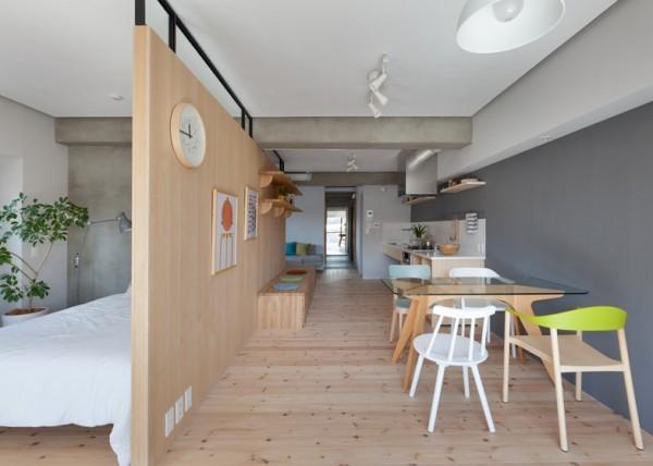 , Ngắm căn hộ như trong tranh theo phong cách thiết kế nội thất Nhật Bản, Nhà đẹp