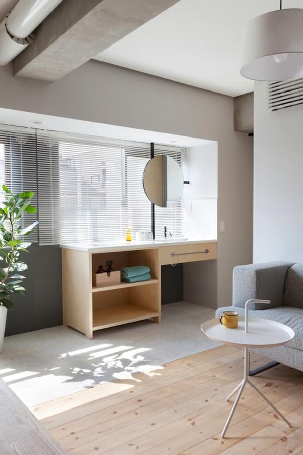 Thiết kế nội thất phong cách Nhật Bản  mang đến một sự đơn giản và yên bình