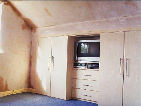 , 3 Cách thiết kế tủ quần áo cho các căn hộ diện tích nhỏ, Nhà đẹp