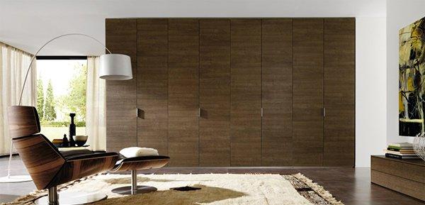 8. Tủ quần áo hiện đại cho phòng khách
