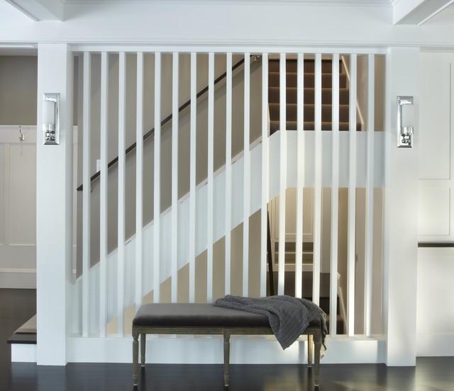 vach-ngan-cau-thang-11 15 Mẫu vách ngăn cầu thang đẹp hiện đại, đơn giản và trang nhã