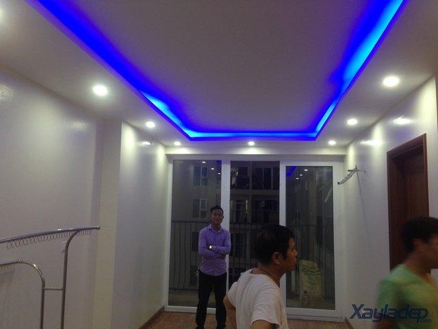 Cải tạo nội thất nhà anh Hưng chung cư Gemek An Khánh
