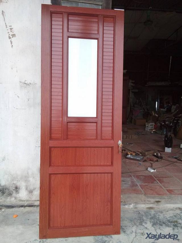 cửa nhôm kính, Cửa nhôm kính giải pháp thay thế hoàn hảo cho cửa gỗ tự nhiên, Nhà đẹp
