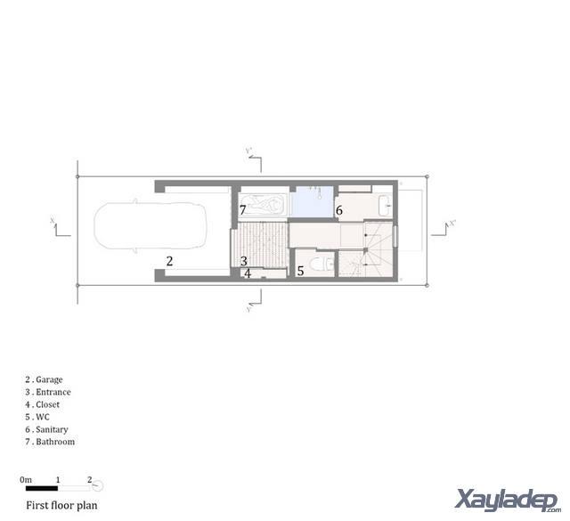 , Nội thất của căn nhà ống 22m2 khiến mọi ánh mắt phải trầm trồ thán phục, Nhà đẹp
