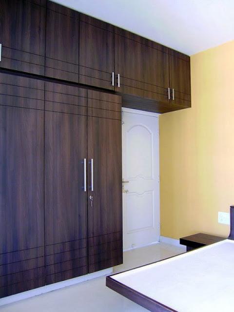 12 | Thiết kế tủ quần áo đơn giản bằng gỗ
