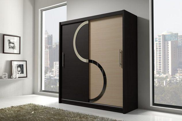5 | Thiết kế tủ quần áo hiện đại cho chung cư