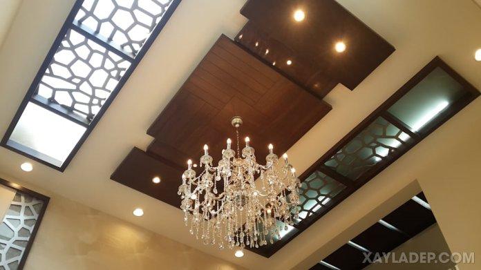 Hỏi kiến trúc sư: Cách phối màu sơn trần thạch cao đẹp cho căn hộ phoi mau son tran thach cao dep 1