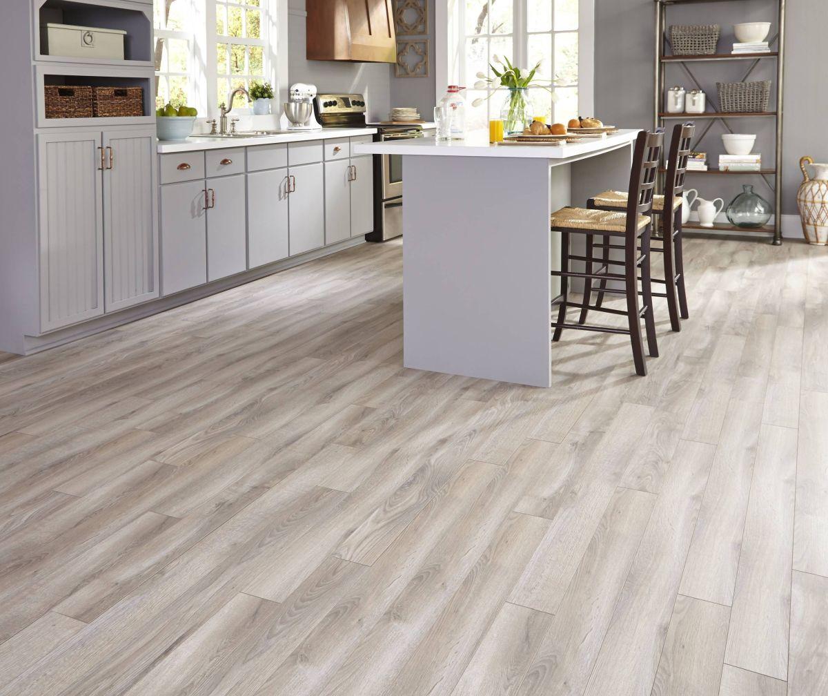5. Sàn gỗ theo phong cách scandinavian