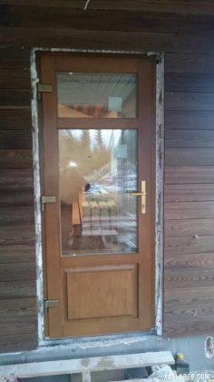 94 Mẫu cửa gỗ đẹp nhất 2021 cho cửa chính và cửa thông phòng mau cua go dep 10