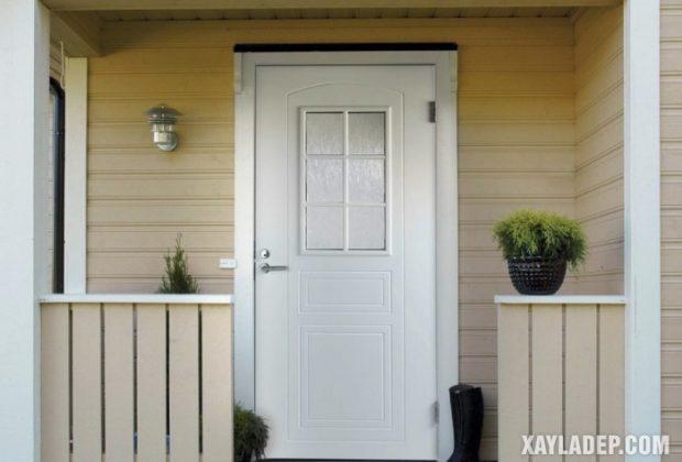 94 Mẫu cửa gỗ đẹp nhất 2021 cho cửa chính và cửa thông phòng mau cua go dep 11