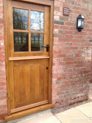 94 Mẫu cửa gỗ đẹp nhất 2021 cho cửa chính và cửa thông phòng mau cua go dep 18