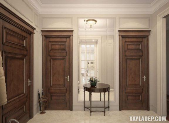 94 Mẫu cửa gỗ đẹp nhất 2021 cho cửa chính và cửa thông phòng mau cua go dep 28