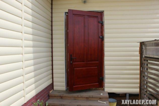 94 Mẫu cửa gỗ đẹp nhất 2021 cho cửa chính và cửa thông phòng mau cua go dep 29