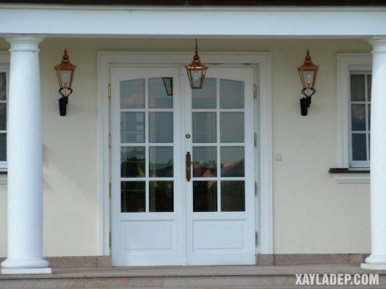 94 Mẫu cửa gỗ đẹp nhất 2021 cho cửa chính và cửa thông phòng mau cua go dep 30