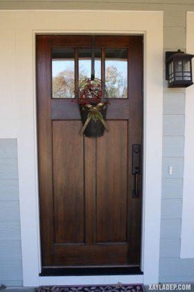 94 Mẫu cửa gỗ đẹp nhất 2021 cho cửa chính và cửa thông phòng mau cua go dep 36