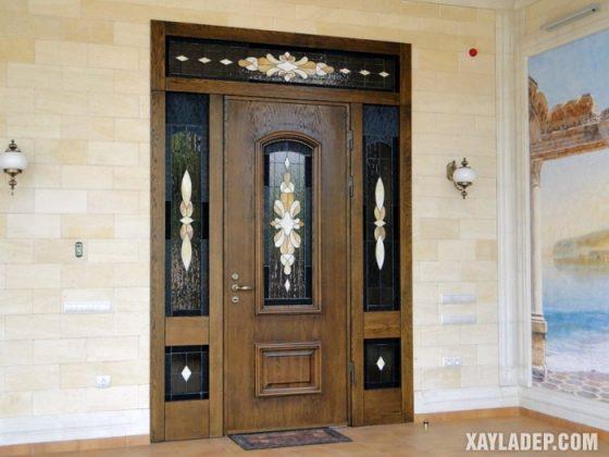 94 Mẫu cửa gỗ đẹp nhất 2021 cho cửa chính và cửa thông phòng mau cua go dep 41