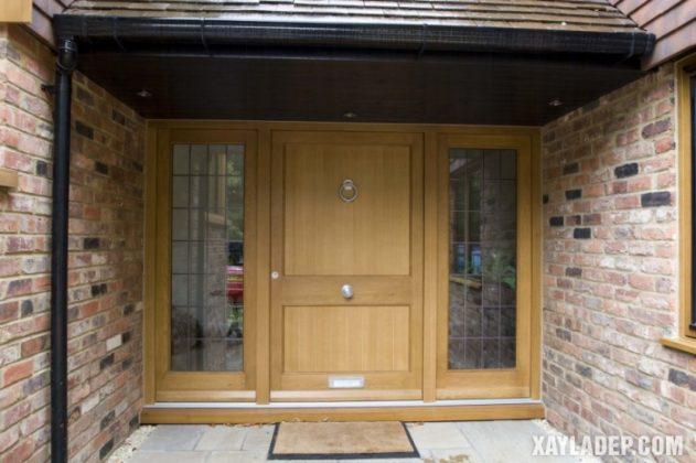 94 Mẫu cửa gỗ đẹp nhất 2021 cho cửa chính và cửa thông phòng mau cua go dep 43