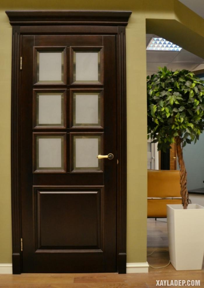 94 Mẫu cửa gỗ đẹp nhất 2021 cho cửa chính và cửa thông phòng mau cua thong phong dep 6
