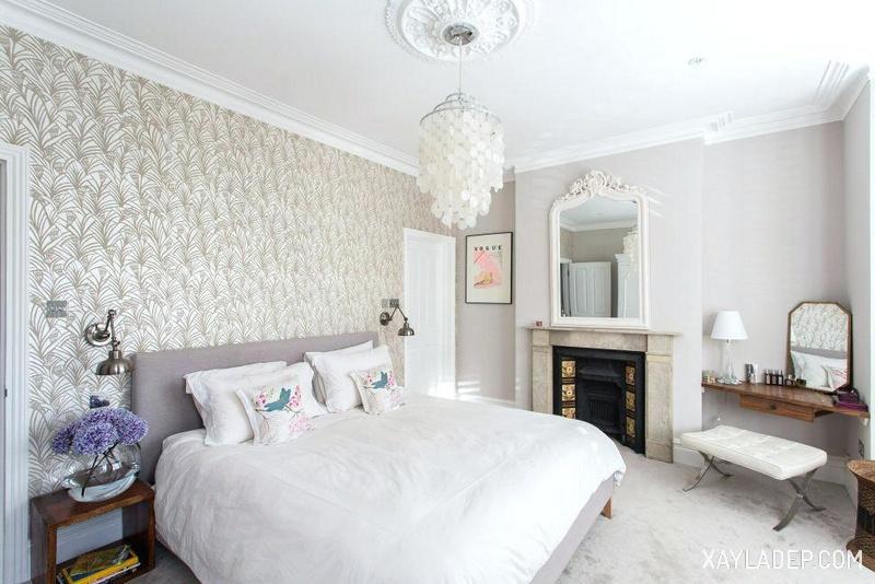 15 mẫu trần thạch cao phòng ngủ vợ chồng giúp cảm xúc thăng hoa. Ảnh 6
