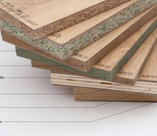 các loại gỗ công nghiệp