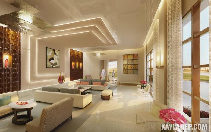 Hình 10: Thiết kế ấn tượng cho các biệt thự