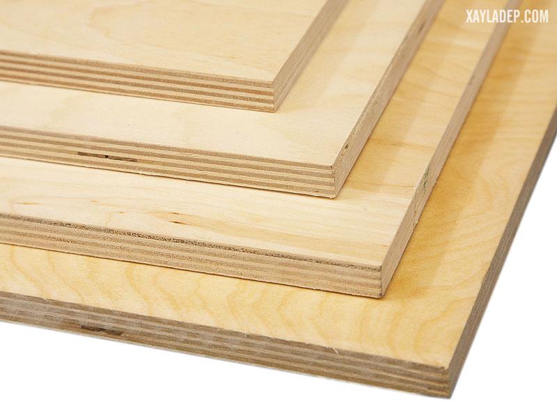 Ưu nhược điểm của các loại gỗ công nghiệp MFC, MDF, Plywood, Veneer
