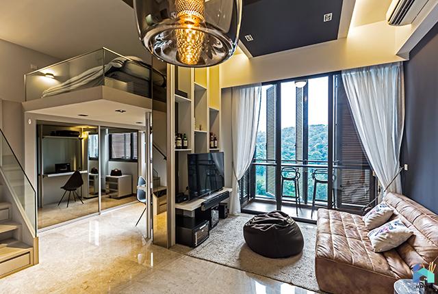 , Bạn sẽ không bao giờ tin những căn hộ chung cư này dưới 70m2, Nhà đẹp, Nhà đẹp