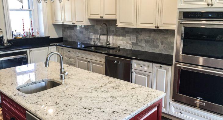 Đá granite là gì? Chọn đá granite như thế nào để phù hợp với căn hộ. Ảnh 1