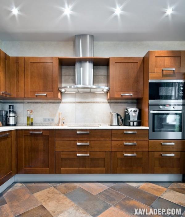 Mẫu tủ bếp đẹp 2020 - Hình 10